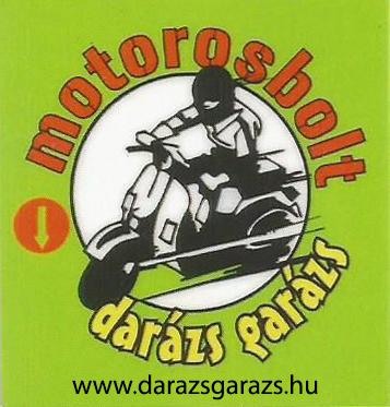 Darázs garázs motorosbolt